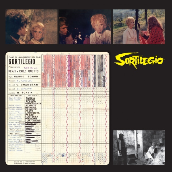 Sleeve 2 Sortilegio