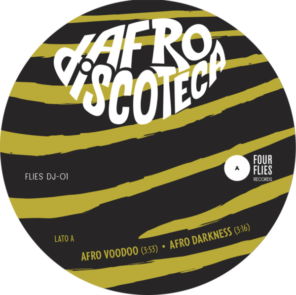 afro discoteca label 1 four flies