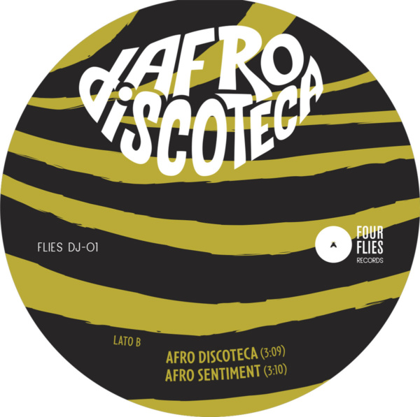 afro discoteca label 2 four flies