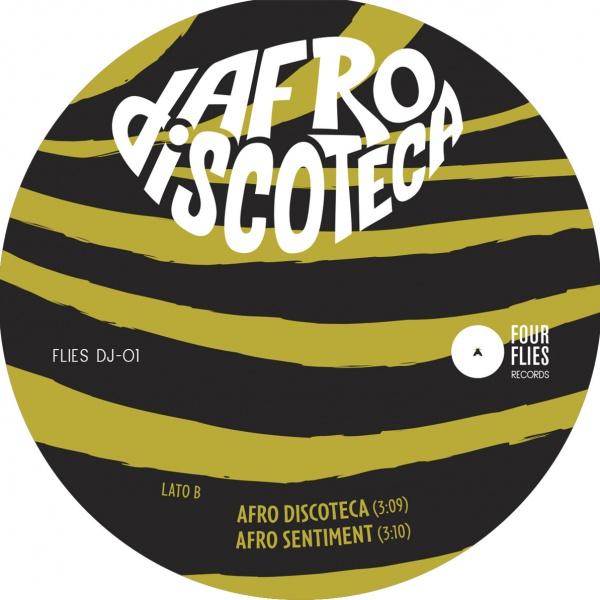 afro discoteca label 2 four flies