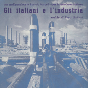 Umiliani Gli italiani e l'industria front