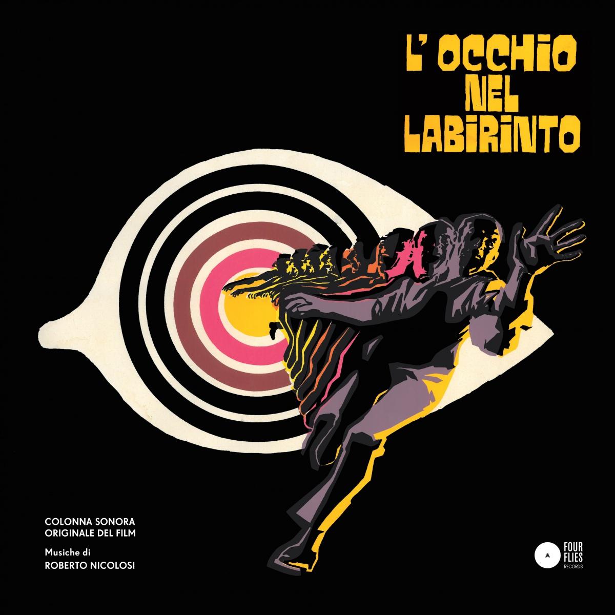 L'OCCHIO NEL LABIRINTO front