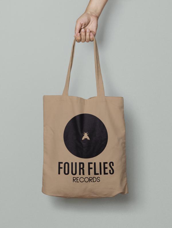 bag four flies records 4