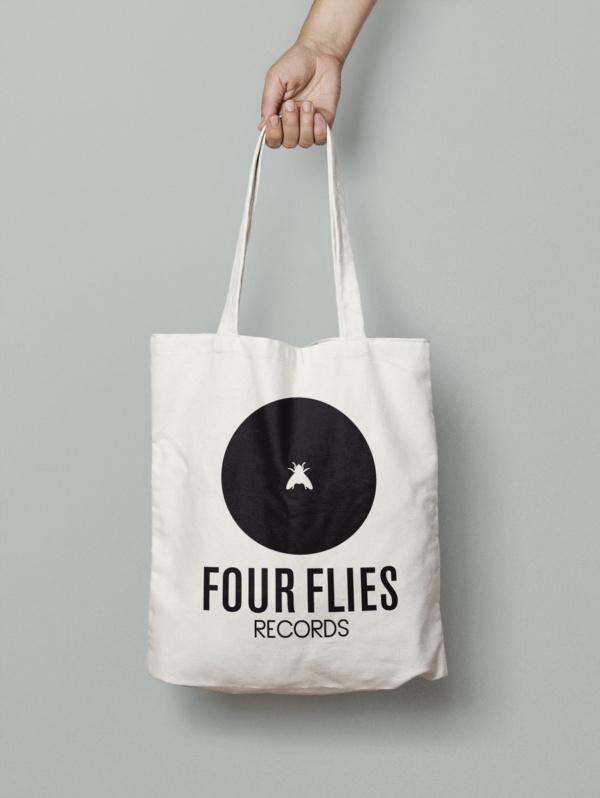 bag four flies records 3