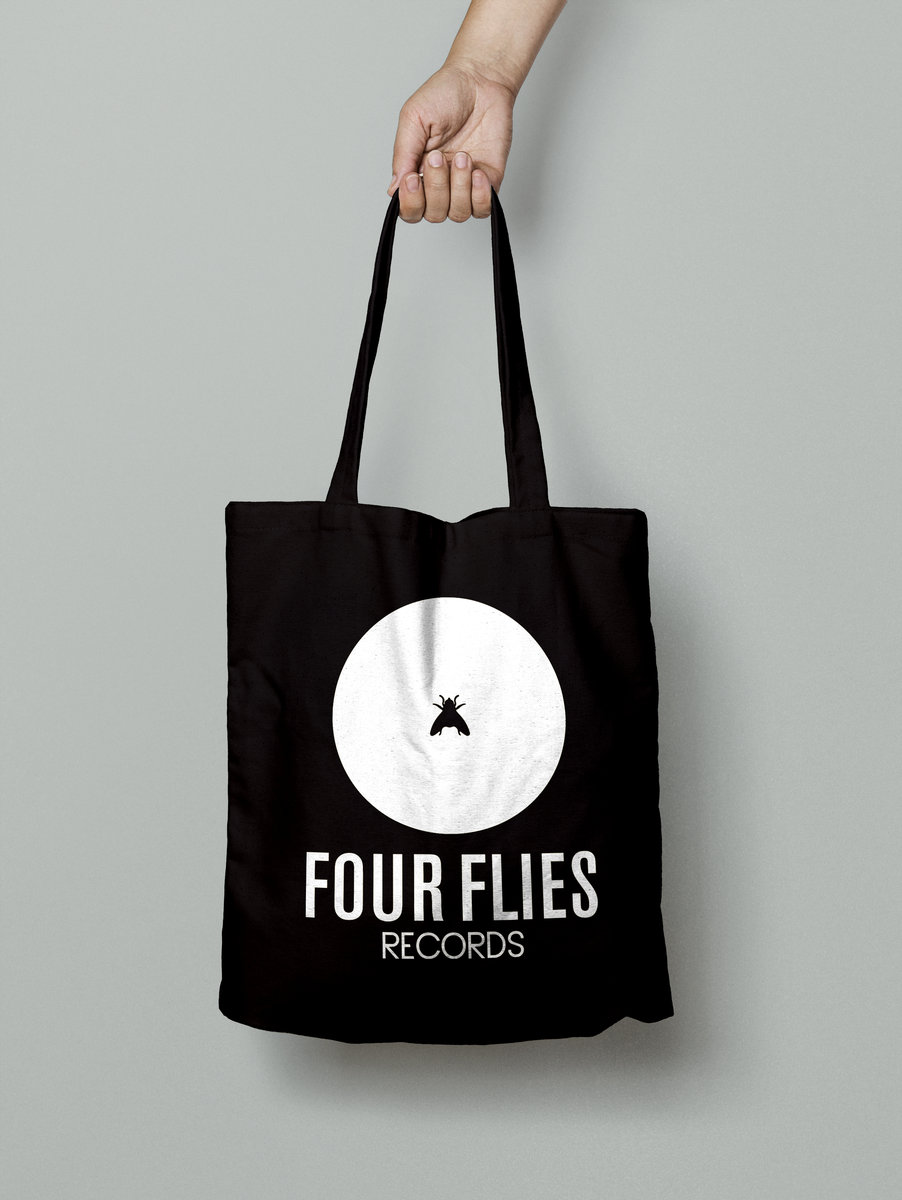 four flies records bag