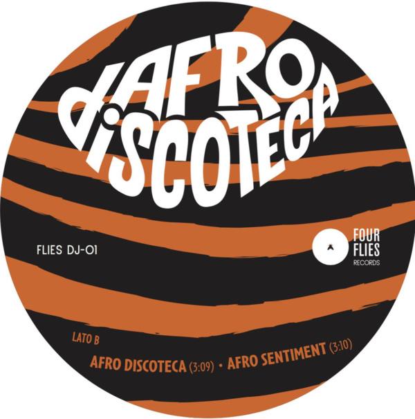 Afro Discoteca Label 2