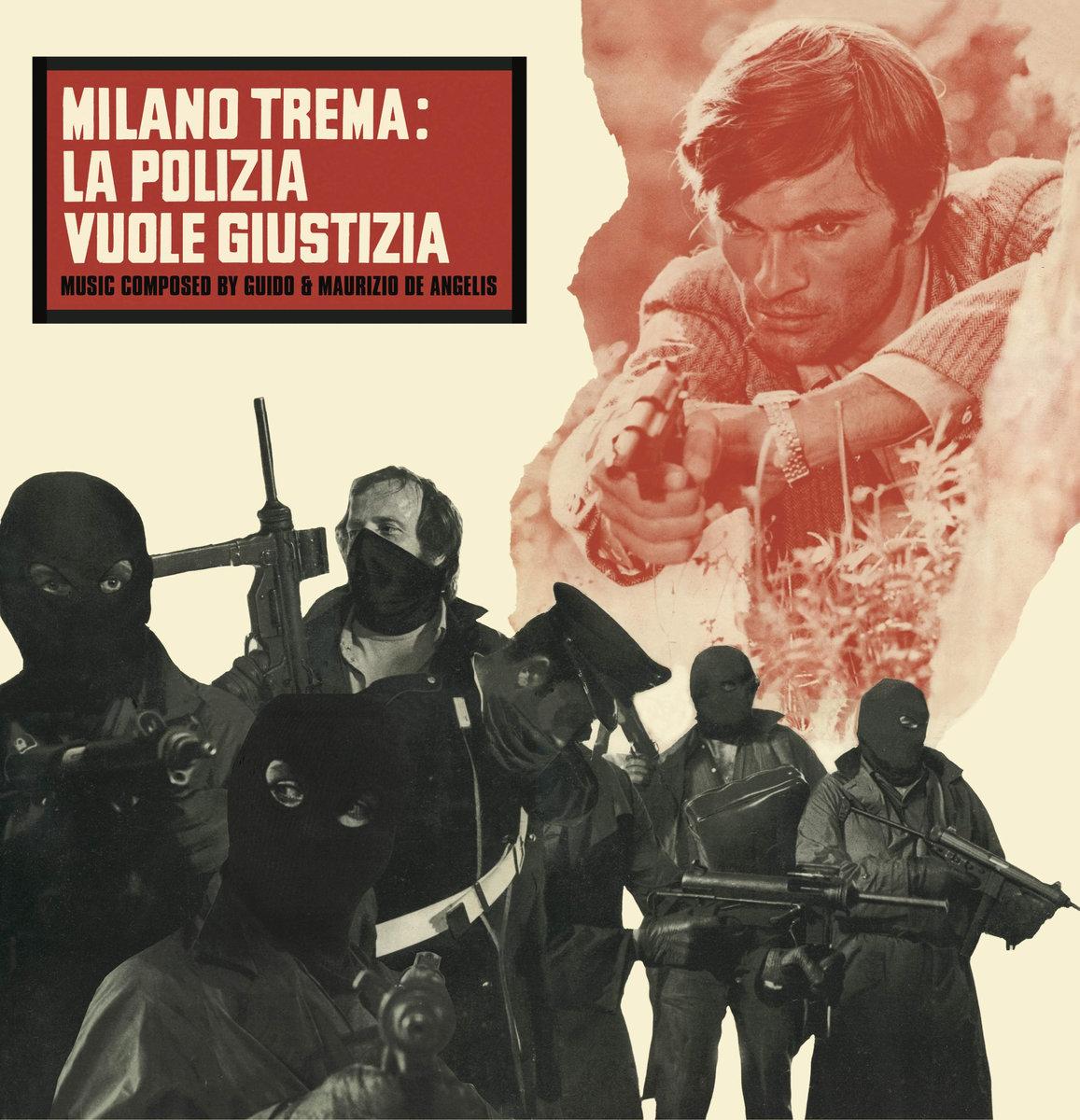 Milano Trema Front