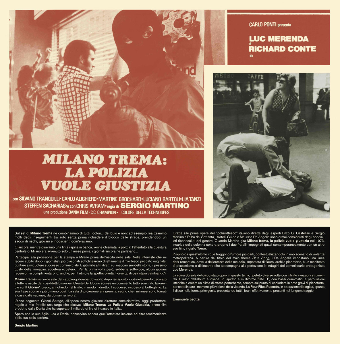 Milano Trema Inner 2