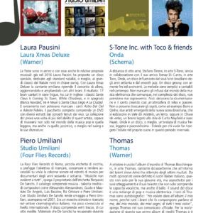 Studio Umiliani La rivista
